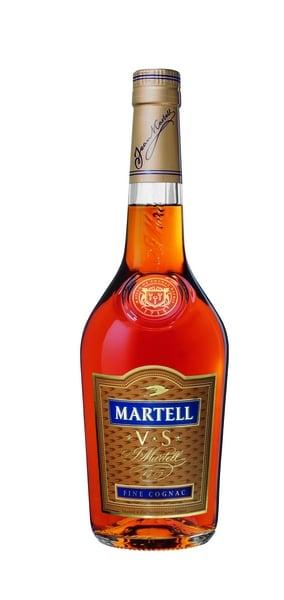 Cognac Martell V.S. 40% Vol. 70 cl