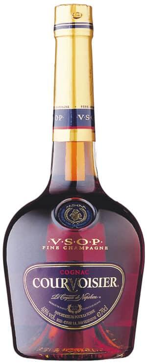 Cognac Courvoisier VSOP 40% Vol. 70 cl