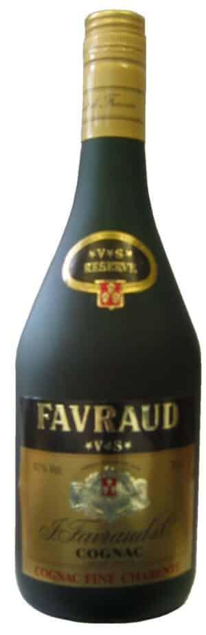 Cognac Favraud VS Reserve Cognac Fine Charente 40% Vol. 70