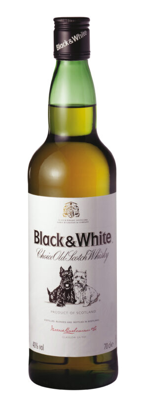 Black and White 40% Vol. 70 cl Scotland