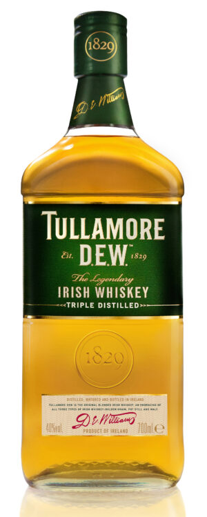 Tullamore D.E.W. Irish Whiskey 40% Vol. 70 cl