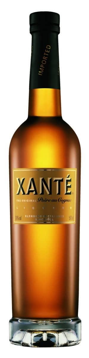 Xanté Liqueur Pear & Cognac 38% Vol. 50 cl Schweden