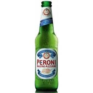Peroni Nastro Azzurro 5,1% Vol. 33 cl EW Flasche Italien