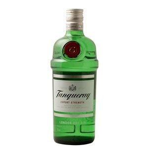 Tanqueray London Dry Gin Export Strength 43,1% Vol 70 cl