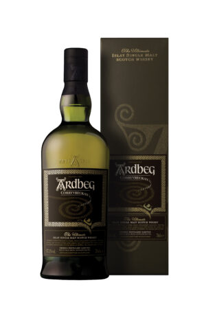 Ardbeg Corryvreckan Single Malt Islay 57% Vol. 70 cl