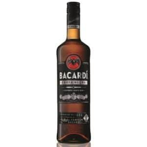 Rum Bacardi Carta Negra 40,0% Vol. 70cl Bahamas