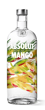 Absolut Mango Vodka 40% Vol. 70 cl ( so lange Vorrat )