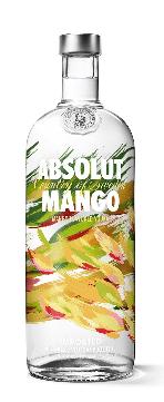 Absolut Mango Vodka 40% Vol. 70 cl