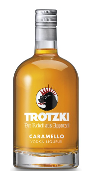 Trotzki Vodka Caramello 20% Vol. 70cl