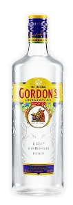 Gin GORDON's 37,5% Vol. 70 cl