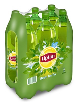 Lipton GREEN Tea 6 x 150 cl Pet