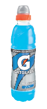 Gatorade Cool Blue Raspberry 12 x 50 cl PET EW Sportbottle
