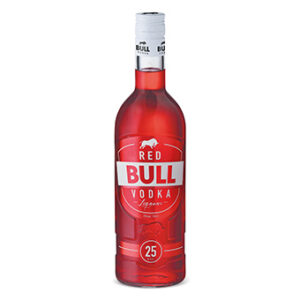 Red Bull Vodka Liqueur 25% Vol. 70 cl