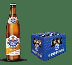 Schneider Weisse Original  TAP 7 20 x 50 cl MW Flasche