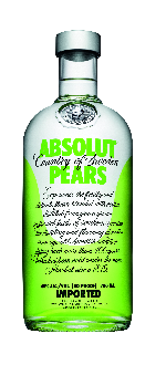 Absolut Vodka Pears 40% Vol. 70 cl