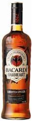 Rum Bacardi OAKHEART 35% Vol. 70 cl Bahamas