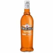 Trojka Vodka Orange Liqueur 17% Vol. 70 cl