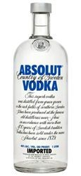 Absolut Vodka 40% Vol. 70 cl