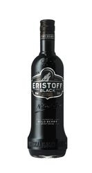 Vodka Eristoff black 37.5% Vol. 70 cl Russland