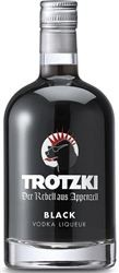 Trotzki Vodka Black 17% Vol. 70cl
