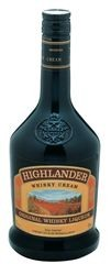 Highlander Likör Whisky Cream 16% Vol. 70 cl