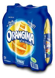 Orangina Original mit Fruchtfleisch 6 x 150cl PET