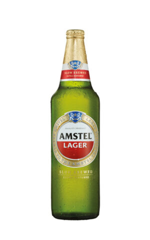 Amstel Premium Lager 5,0% Vol. 24 x 33 cl EW Flasche Holland