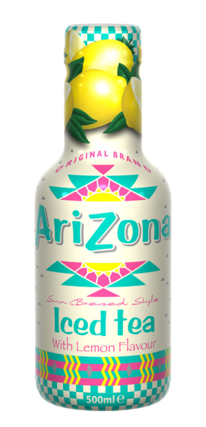 AriZona Iced Tea Lemon 6 x 50 cl PET