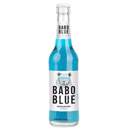 Babo blue Bier 2,9% Vol. 24 x 33 cl EW Flasche