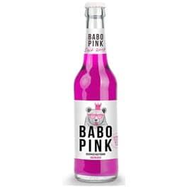 Babo pink Bier 2,5% Vol. 24 x 33 cl EW Flasche