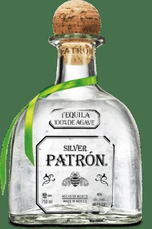 Tequila Patron Silver 40% Vol. 70 cl Mexiko