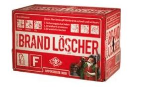 Appenzeller Brandlöscher 4,8% Vol. 8 x 33 cl EW Flasche