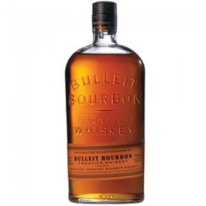 Whiskey Bulleit Straight Kentucky Bourbon 45% Vol. 70 cl