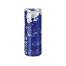 Red Bull Blue Edition Heidelbeere Energy Drink 24 x 25 cl Dose