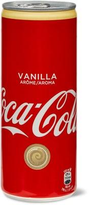 Coca-Cola Vanilla 24 x 25 cl Dose