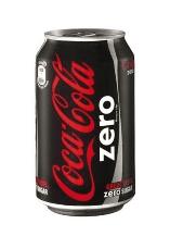 Coca-Cola ZERO 24 x 33 cl Dose