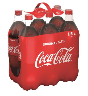 Coca-Cola 6 x 150cl Pet