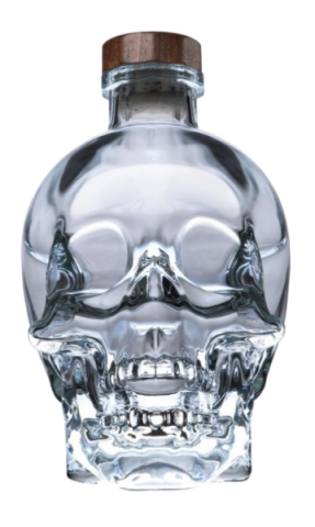 Crystal Head Vodka 40% Vol. 70 cl
