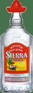 Sierra Tequila Silver 38% Vol. 70 cl