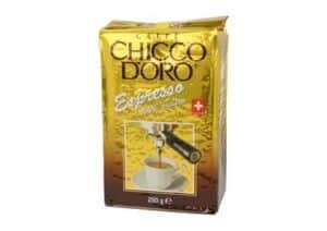 chicco d'oro 12 x 250 g espresso vac