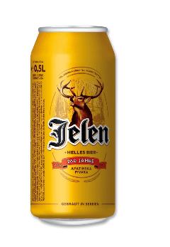 Jelen Pivo Bier 5% Vol. 24 x 50 cl Dose