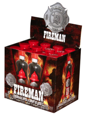 Fireman Süssholzlikör 30% Vol. 12 x 2 cl