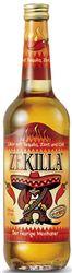 Zekilla Tequila Zimt-Likör mit Chili 22% Vol. 70 cl