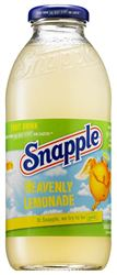 Snapple Lemonade 12 x 47,3 cl EW Glas