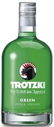 Trotzki Green Apple Vodka 20% Vol. 70cl