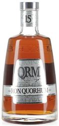 Rum Quorhum 15 years Republica Dominicana 38% Vol. 70 cl
