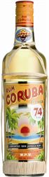 Rum Coruba N.P.U. 74% Vol. 70 cl Jamaika