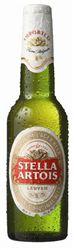 Stella Artois Leuven 5% Vol. Bier 6 x 33 cl  EW Flasche Belgien