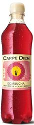 Carpe Diem Kombucha Fresh CRANBERRY 12 x 50 cl PET