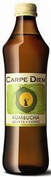 Carpe Diem Kombucha Fresh Classic 12 x 50 cl PET